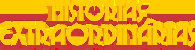 Logo Histórias Extraordinárias | Editora Mundo