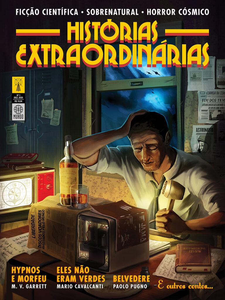 Revista Histórias Extraordinárias