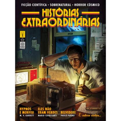 Revista Histórias Extraordinárias nº 1