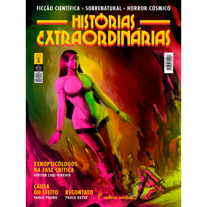 Revista Histórias Extraordinárias nº 2