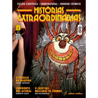 Revista Histórias Extraordinárias nº 3